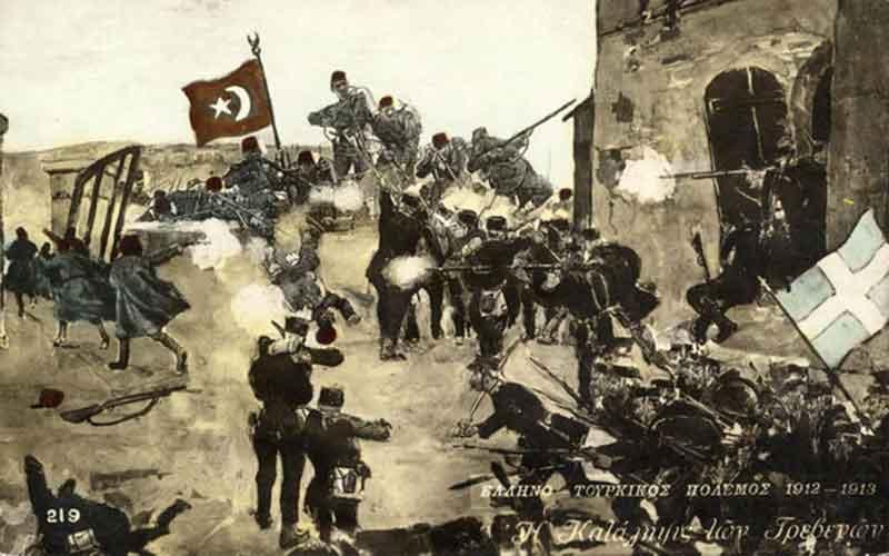 15 Οκτωβρίου 1912: η απελευθέρωση των Γρεβενών